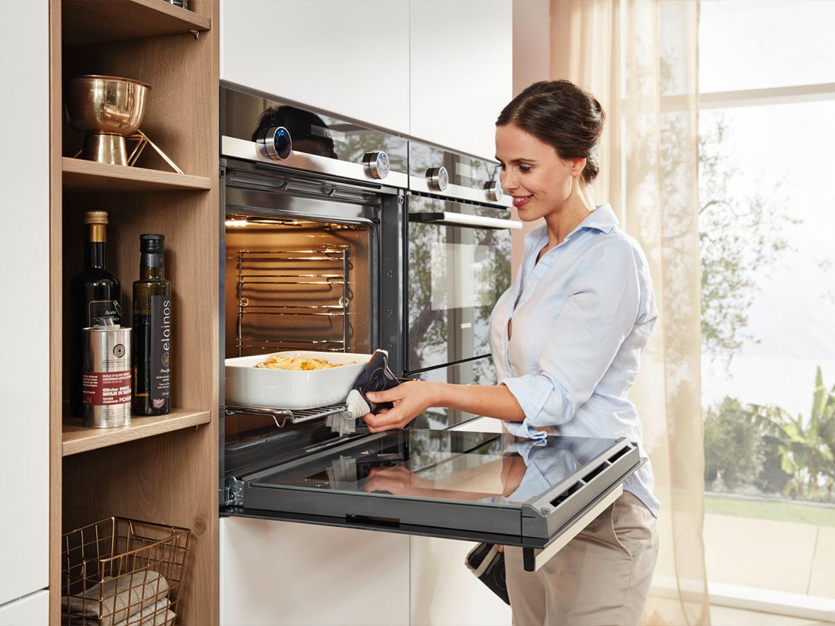 ergonomická kuchyňa nolte